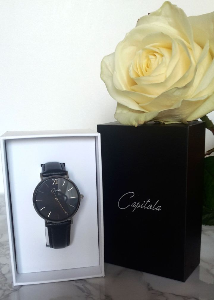 French Ambassador for CapitolaWatches