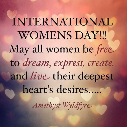 International Women's Day / Journée de la femme