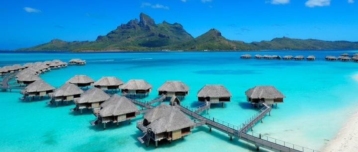 Évasion à Bora Bora le temps d'unmassage