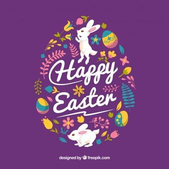 Happy Easter / JoyeusesPâques