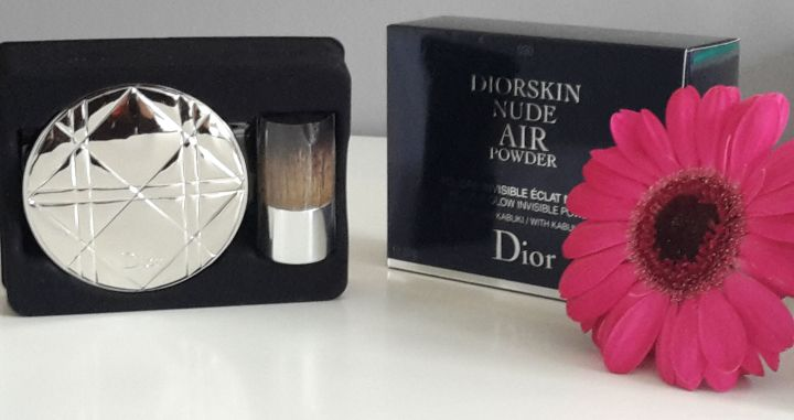 Diorskin Nude Air poudrecompacte
