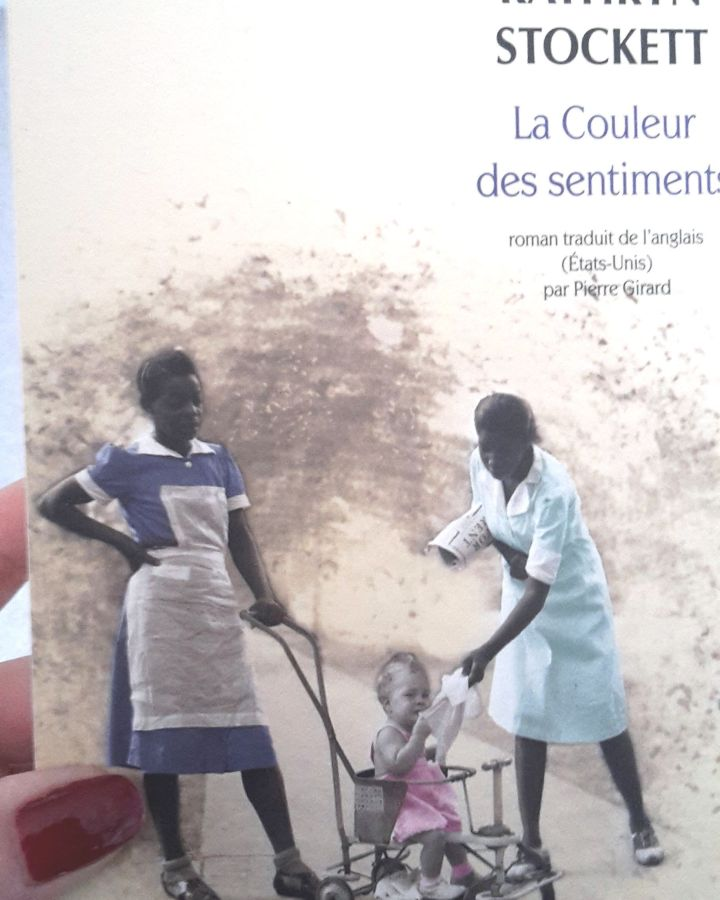 Lecture Mai 2018 + film : La couleur dessentiments