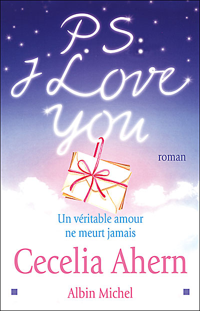 Lecture Mars 2019 : PS I love you de Cecelia Ahern