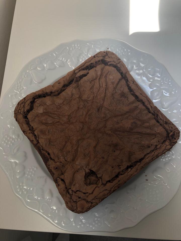 Recette brownies moelleux aux pépites dechocolat