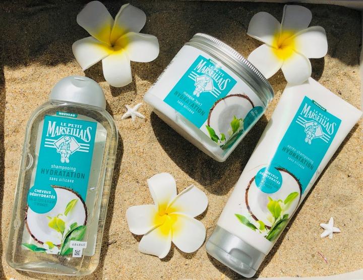 Summer Essentials : Les produits que j'utilise pour prendre soin de mescheveux